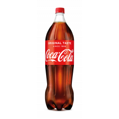 Fles Coca Cola